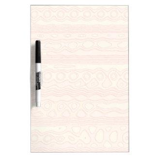 Cool Unusual strange pattern Dry Erase Board