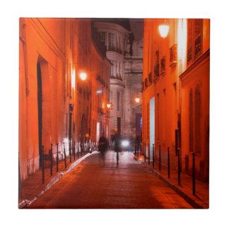 Cool, urban, modern photo of Parisian lifestyle Ceramic Tile