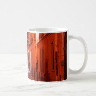 Cool, urban, modern photo of Parisian lifestyle Coffee Mug