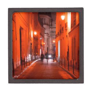 Cool, urban, modern photo of Parisian lifestyle Gift Box