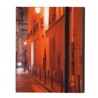 Cool, urban, modern photo of Parisian lifestyle iPad Cover