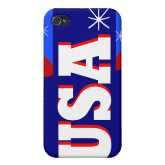 Cool USA Sports Team iPhone Case Gift Case For iPhone 4