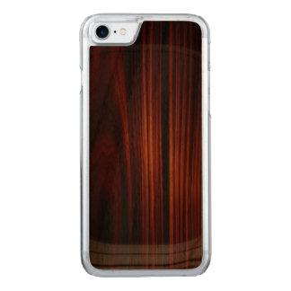 Cool Varnished Carved iPhone 8/7 Case