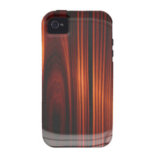 Cool Varnished Wood iPhone 4 Tough Case Vibe iPhone 4 Cover