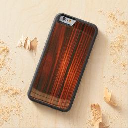 Cool Varnished Wood iPhone 6 Bumper Case