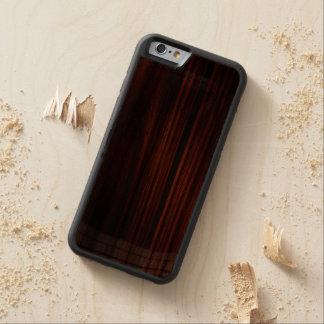 Cool Varnished Wood iPhone 6 Bumper Case Carved® Walnut iPhone 6 Bumper