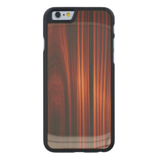 Cool Varnished Wood iPhone 6 Slim Case Carved® Maple iPhone 6 Case