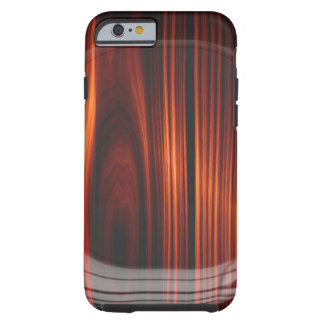 Cool Varnished Wood Look Case Tough iPhone 6 Case