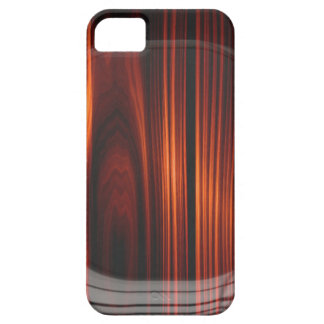 Cool Varnished Wood Look iPhone 5 Case