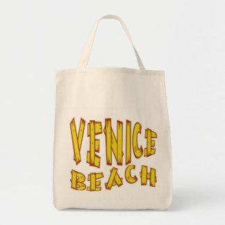 Cool Venice Beach Grocery Bag! Tote Bag