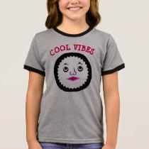 Cool vibes childrens t-shirt