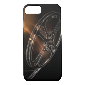 Cool Video Film Production Movie Reel iPhone 7 Case