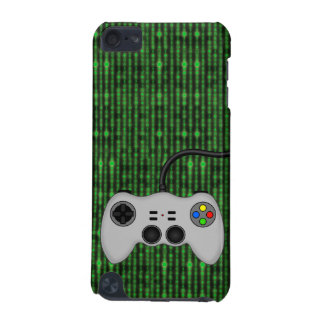 Cool Video Game Controller Vector in Grey iPod Touch (5th Generation) Cover