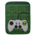 Cool Video Game Controller Vector in Grey Sleeve For iPads