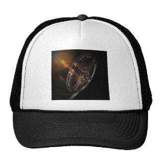 Cool Video Production Film Reel Mesh Hats