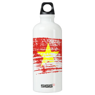 Cool Vietnamese flag design SIGG Traveler 0.6L Water Bottle