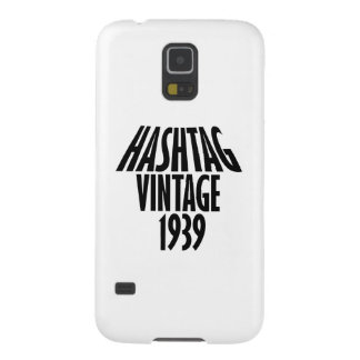 cool Vintage 1939 design Case For Galaxy S5