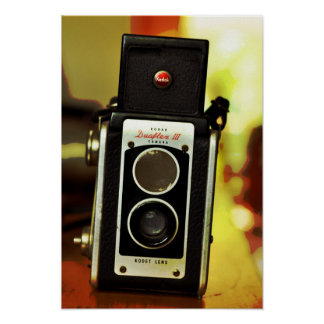Cool Vintage Antique Camera Posters