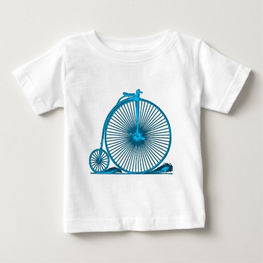 Cool Vintage Bicycle Illustration Products Baby T-Shirt