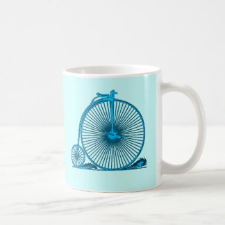 Cool Vintage Bicycle Illustration Products Coffee Mug