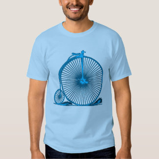 Cool Vintage Bicycle Illustration Products T-Shirt