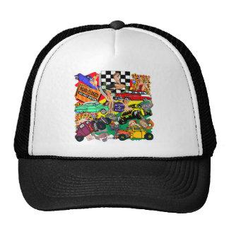 Cool Vintage Cars Trucker Hat