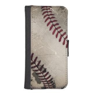 Cool Vintage Grunge Baseball Phone Wallet Cases
