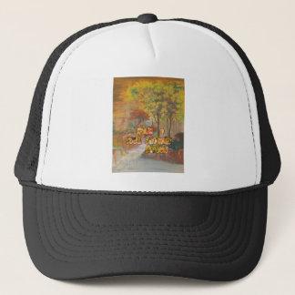 Cool vintage Hakuna Matata Have a cool Autum Seaso Trucker Hat