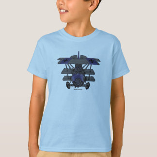 Cool vintage plane t-shirt design