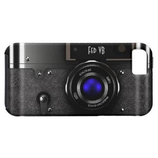Cool Vintage rangefinder camera #3 iPhone SE/5/5s Case