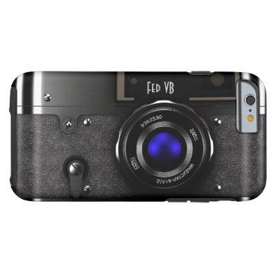 Cool Vintage rangefinder camera #3 Tough iPhone 6 Case