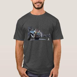 Cool Vintage Slingshot Dragster T-Shirt