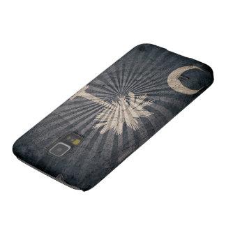 Cool Vintage South Carolina Flag Galaxy S5 Case