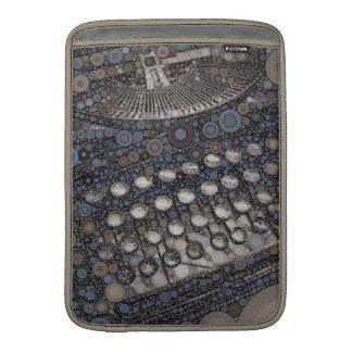 Cool Vintage Typewriter Modern Design Pop Art Sleeve For MacBook Air