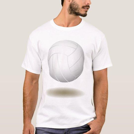 Cool Volleyball  Emblem 1 T-Shirt