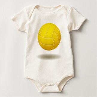Cool Volleyball  Emblem 2 Baby Bodysuit