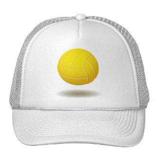 Cool Volleyball  Emblem 2 Hat