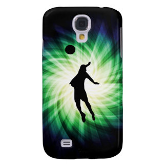 Cool Volleyball Galaxy S4 Case