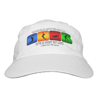 Cool Volleyball It Is A Way Of Life Headsweats Hat
