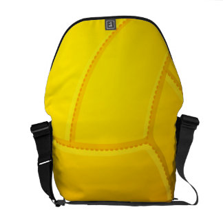 Cool Volleyball Messenger Bag