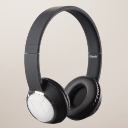 Cool Volleyball (White Color Ball) Headphones