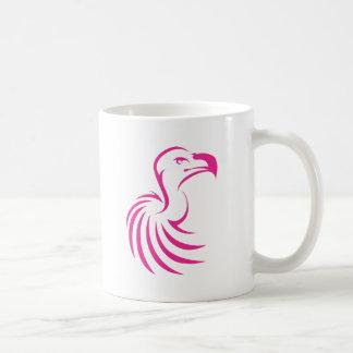 Cool Vulture Shirt | Vulture Logo Shirt Coffee Mug