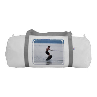 Cool Wakeboarder Gym Duffle Bag