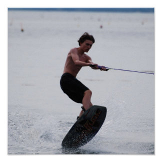 Cool Wakeboarder Posters