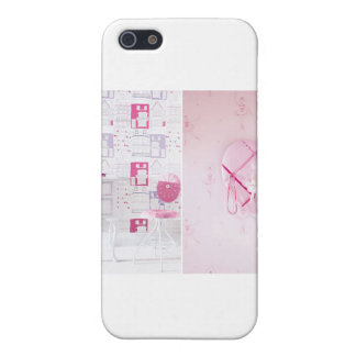 Cool-Wallpaper-With-Cute-Patterns-For-Teen-Girls-B Case For iPhone SE/5/5s