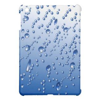 Cool Water Drops iPad Case