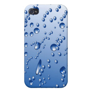 Cool Water Drops iPhone4 Case