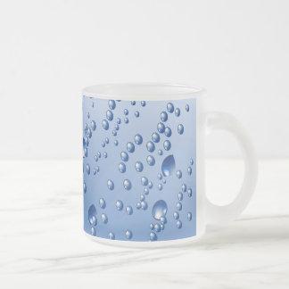 Cool Water Drops Mug