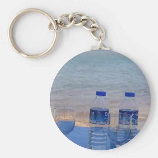 Cool Water Keychain