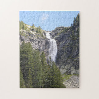 cool waterfall puzzle